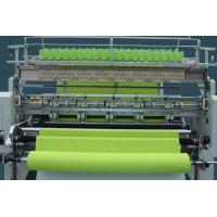 Quality Three Needle Bar High Speed Quilting Machine 380V For Garments , Winter Jackets for sale