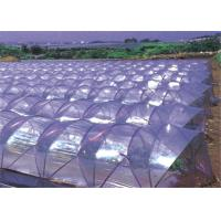 Quality Length Customized Polycarbonate Greenhouse Sheets Blow Molding Fruit Tree Cover for sale