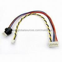 car stereo wiring harness with color code housing. Black Bedroom Furniture Sets. Home Design Ideas