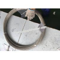 Quality MI Cable Mineral Insulated Thermocouple Cable / Mineral Insulated Heating Cable for sale