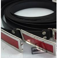 Quality LED DISPLAY LED BUCKLE for sale