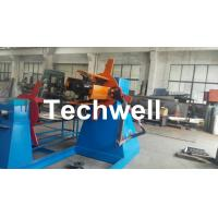 Quality 6.3Mpa Pressure Of Hydraulic System Automatical / HydraulicDecoiler  With 0-15m/min Forming Speed for sale