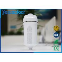 Quality Vitamin C Bath Activated Carbon Shower Water Filter Size 86 mm x 86 mm x 210 mm for sale