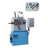 Quality Computer Battery Compression Spring Machine Unlimited Wire Feeding Length for sale
