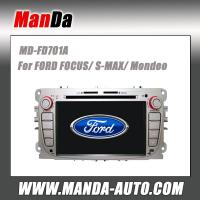 Quality Factory price! HD Car autoradio gps/mp3/iphone for Ford Mondeo Focus S-max for sale