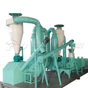 China Energy saving Wood Pellet Making Machine Wood Pellet Production Line KY-200 Model on sale