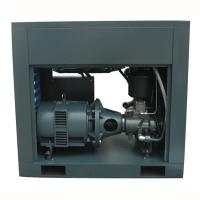 Quality 57cfm 15HP 11KW Rotary Screw Air Compressor 2930 r/m Motor speed ZAKF Series Blue for sale