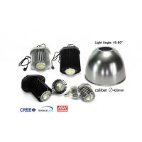 Cree LED High Bay Lights 85-265 Vac Input With Bridgelux Integrated Chips