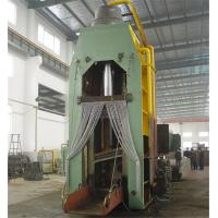 Quality Feeding Open Large Hydraulic Metal Shear for Scrap MS - 500 10 - 15 Tons / Hr for sale