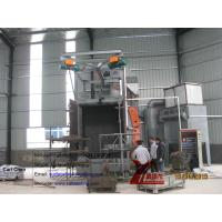 Quality SXQ3710-3E Double Hook Typ Shot Blasting Cleaning Machine for Castings, Valves for sale