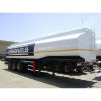 Quality 45000L-3 Axles-Carbon Steel Monoblock Tanker Semi-Trailer for sale