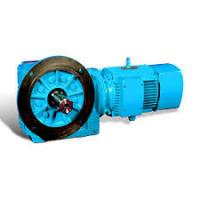 High speed reduction helical worm gear motor gearbox with for Hollow shaft worm gear motor