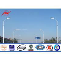 park 12m lamp steel parking lot light pole mhl hps post light pole. Black Bedroom Furniture Sets. Home Design Ideas