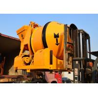 Quality Hydraulic Tractor Mounted Self Loading Portable Cement Mixer Stainless Steel Made for sale