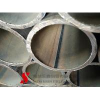 Quality Cold Drawn Round Welded Steel Pipe , Weldable Steel Tubing For Auto Parts for sale