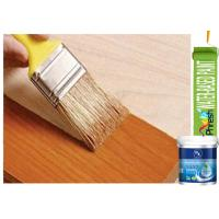 Quality Colorless Water Based Exterior Wood Paint Nitrocellulose Clear Coat Eco Friendly for sale