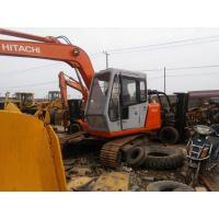 Buy cheap EX60 Crawler excavator digger for sale used excavator hitachi ZX60 ZX100 from wholesalers