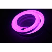 Quality led neon flex rope light for christmas decoration with CE ROHS for sale