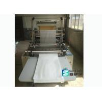 Quality Bottome Sealing  Polythene Plastic Bag Making Machine Overloading Protection for sale