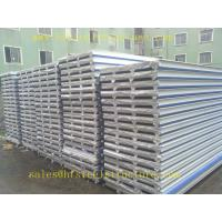Quality Hot Dip Zinc Coated Corrugated Metal Roofing Sheets EPS Panels for sale