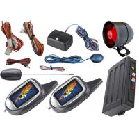 Quality Remote Starter Car Central Door Locking System , Side Door Alarm Vehicle Anti Theft System for sale