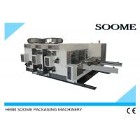 Quality Small Taobao Printer Slotter Mini Box Making Machine , Express Cartons Printing Diecutting Machinery for sale