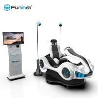 China High Performance Full Motion Racing Simulator , Safe Electric Go Kart For Kids on sale