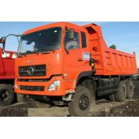 Quality 6x6 Mining Dump Truck LHD And RHD With 80km/H Max Speed ISO Approved for sale