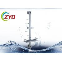 Quality Durable Bathroom Shower Sets Corrosion / Dust Resistant SS Material for sale