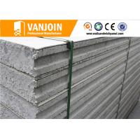 Quality Fast Speed Heat Insulation Sandwich Wall Panels For Two Storey Prefab Houses for sale