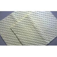 Quality China Factory Produce Melt blown Nonwoven Spill Pads for sale