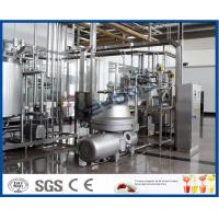 Quality 20000LPD Milk Processing Butter Making Equipment For Dairy Processing Plant for sale