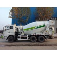 Buy cheap 6x4 truck, 8m3 concrete mixer truck, from wholesalers