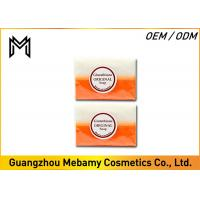 Quality All Natural Organic Handmade Soap , Dual Gluta Whitening Soap Skin Repair Bleaching for sale