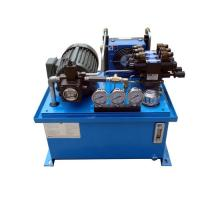 Quality Hydraulic station , hydraulic power pack with Motor driven oil pump pressure source for sale