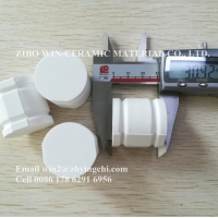Quality High alumina ceramic grinding cylinder wear resistant rod for sale