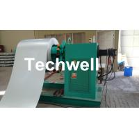 Buy cheap High Precision Hydraulic Automatic Cut To Length Machine / Sheet Metal Slitter from wholesalers