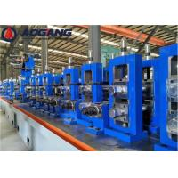 Quality Welded pipe production line/ERW/HF steel pipe tube mill /China professional ss&erw tube mill manufacture for sale