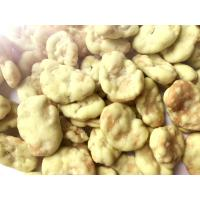Quality Corn Starch / Palm Oil Crispy Fried Spicy Fava Beans Snack NON - GMO for sale