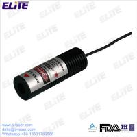 Quality Customized 808nm 5mw-30mw Infrared Laser Module for Military Collimation&Lighting&Survey for sale