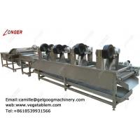 Quality Factory direct price fruit and vegetable washer and dryer line for sale for sale