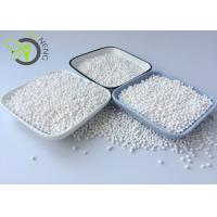 China Wide Size Activated Alumina Balls For Hydrogen Peroxide Higher Crushing Strength on sale