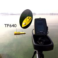 Quality TF640 Tracking Function and Detect Fish Function  Combined GPS for sale