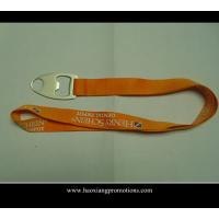 Quality China Wholesale Cheap Single Custom Neck Silkscreen Printed Polyester Lanyard for sale