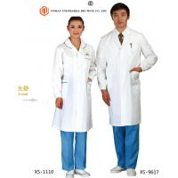 Buy cheap Customised Doctors Apron Coats , Pink  Blue White Medical Apron For Doctors Non Sterilized from Wholesalers
