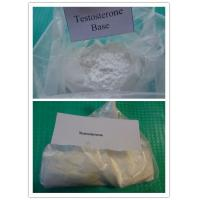 Quality 99% Raw Hormone White Powder Testosterone Base CAS: 58-22-0 for Body-building for sale