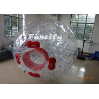 Great Fun High Quality Commerical Grade Custom Made Inflatable Zorb Ball with CE Certificate
