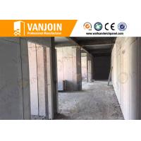 Quality Office Building Material Partition Wall Panels / Waterproof  EPS Sandwich Panel for sale