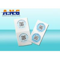 Quality Disposable Self Adhesive Rfid Tag Sticker/25mm High Frequency Rfid Tags ISO14443 for sale