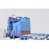 China Automatic Shot Blasting Machine for cleaning heavy welded steel structure on sale